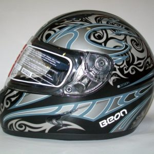 BEON-G308Pacer-BlackGrey