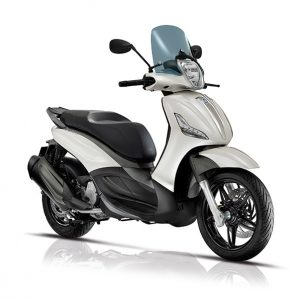 BEVERLY SPORT TOURING 350IE ABS_white