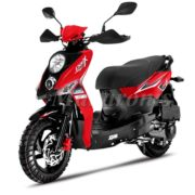 CROX 50-125_red black