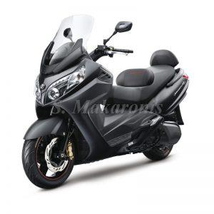 NEW MAXSYM 600i ABS SPECIAL EDITION_matt black
