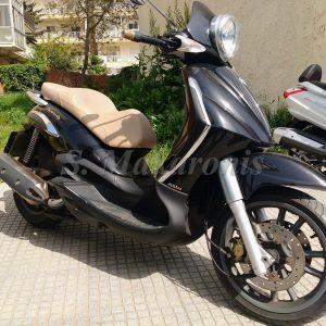 BEVERLY TOURER 400 2010 2400€ (1)